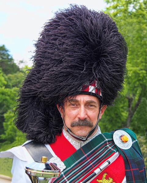 Scottish Drum Major