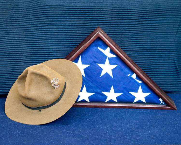 Drill Sargent Hat