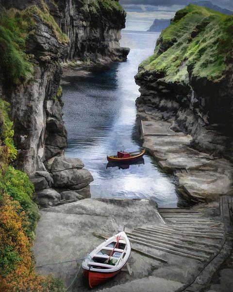 Faroe Island Pastoral