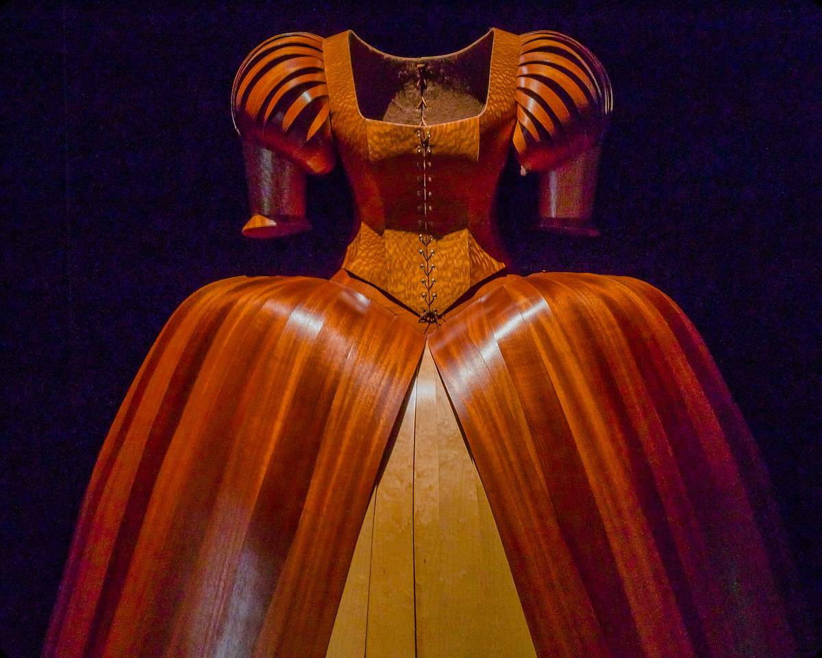 Wooden Gown