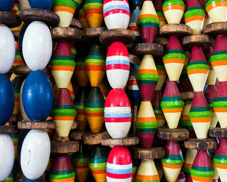 Wooden Floats