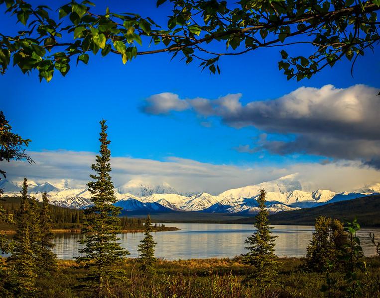 Wonder Lake Kantishna Alaska