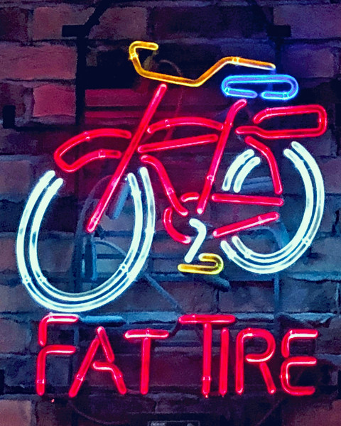 A Bike of Many Colors
