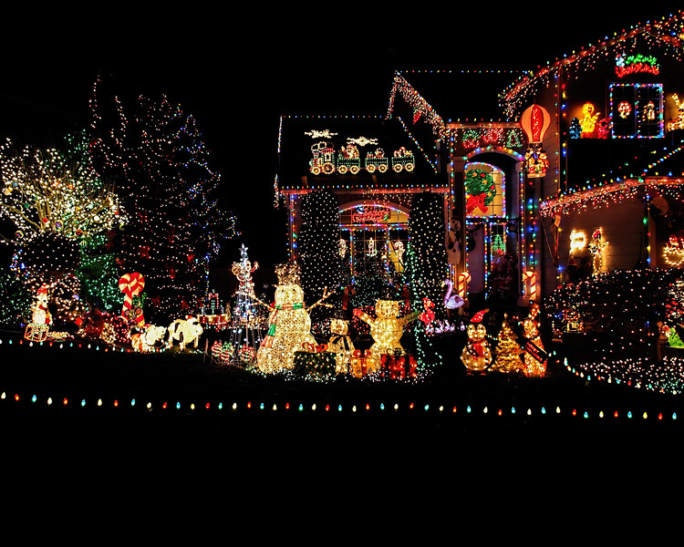 Lots of Lights