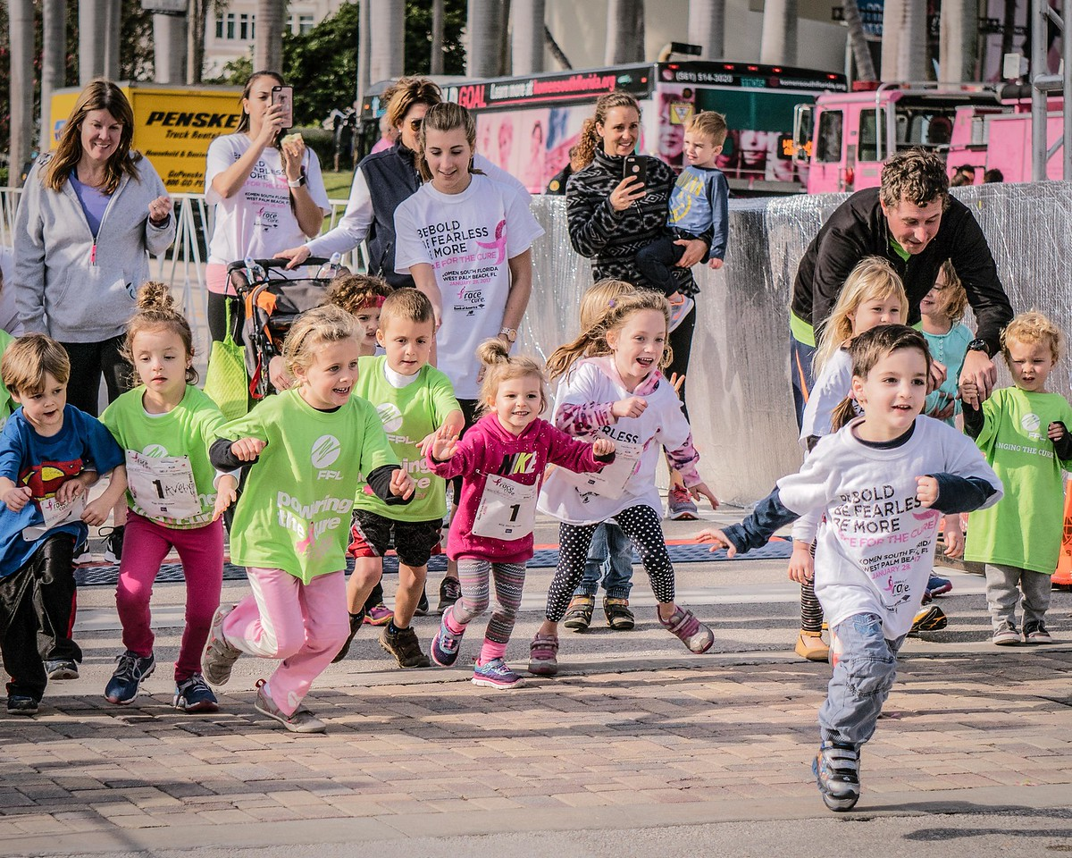 Children's Race For The Cure