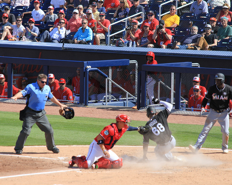 Safe with the tying run