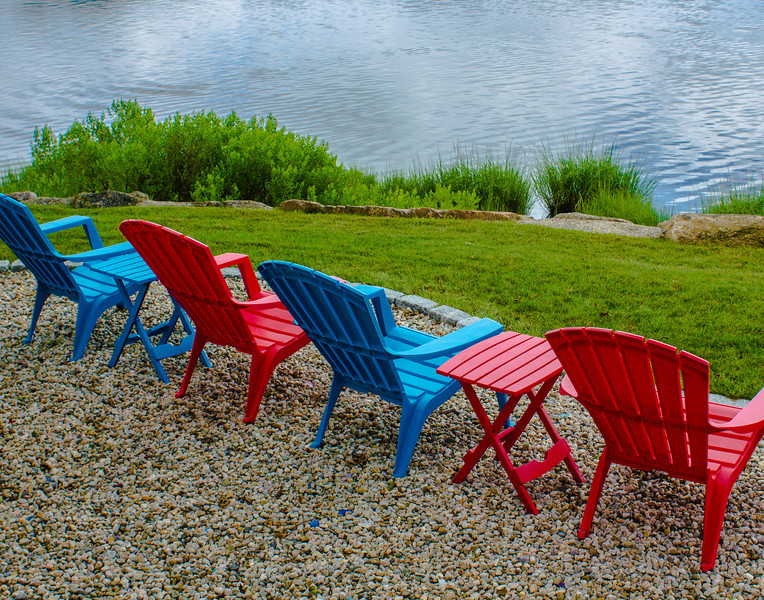 Red or Blue Seat for You