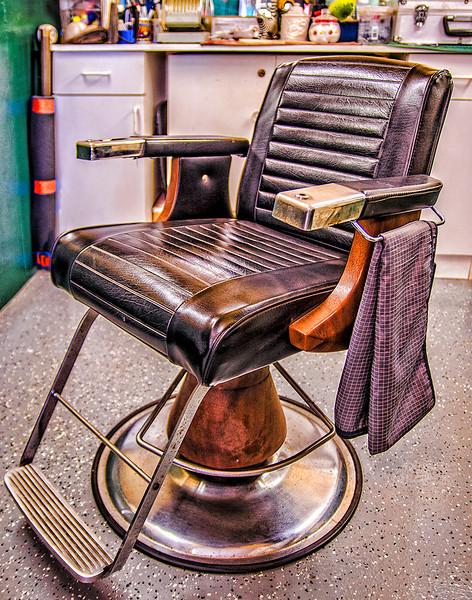 Barber Shop Comfort