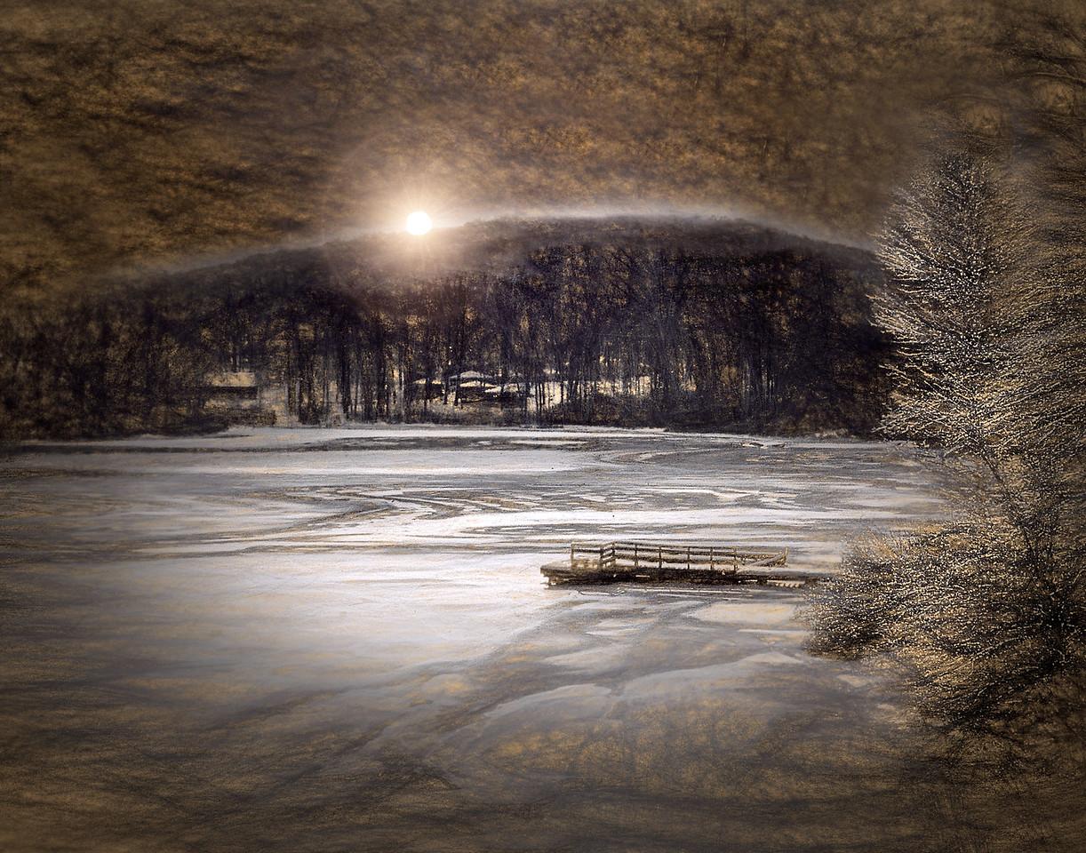 Frozen Serenity