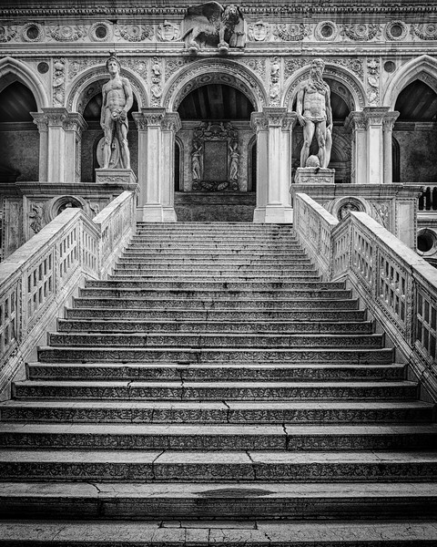 The Giants Staircase, Venice
