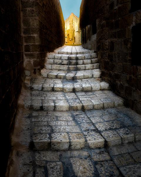Jaffa Steps