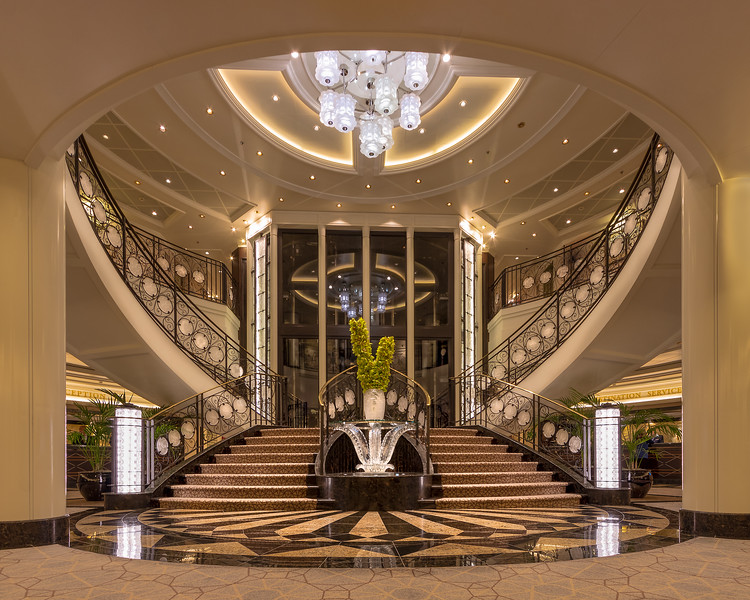 Lalique Grand Staircase