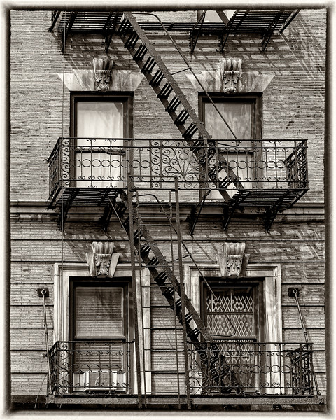 Fireescape Stairs