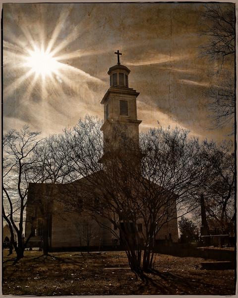 St. John's Church - Richmond