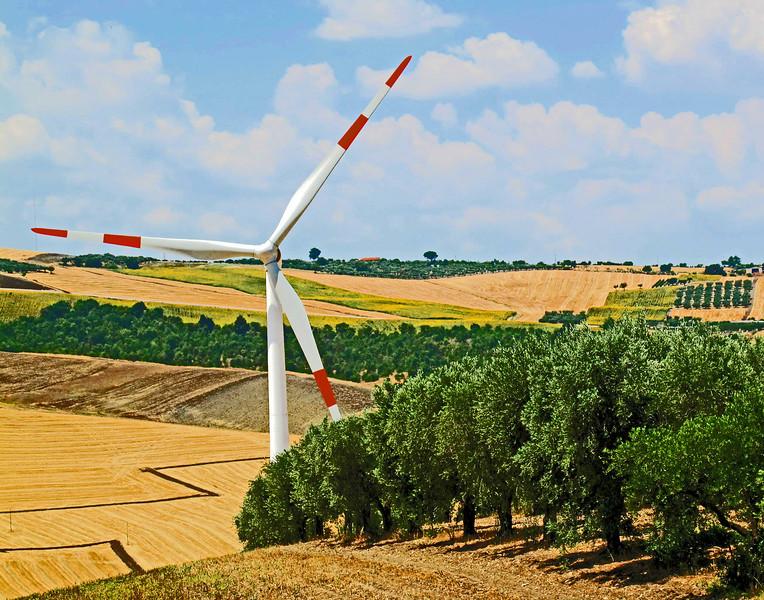 Windmill Power Source