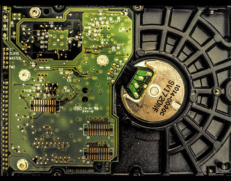 Internal Disk Drive