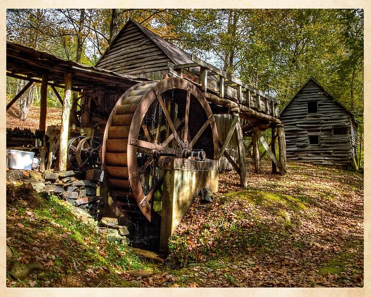 Dillinger Grist Mill