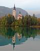 Chapel Island - Slovenia