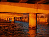 Evening under an Islamorada bridge - Jackie M.