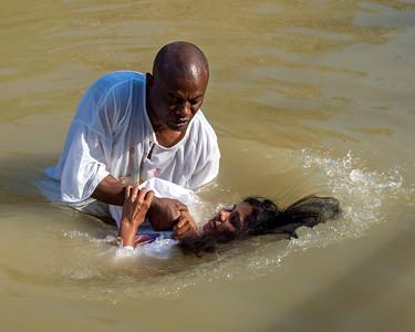 River Jordan Baptismal