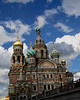 Church of the Saviour...St. Petersburg Russia