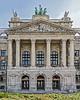 Renaissance Revival Museum Budapest