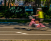 Ride thru Central Park