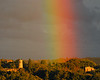 Under the Tuscan Rainbow