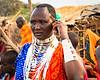 Masai Village Matriarch