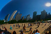 "Chicago ""Bean""<br /> Windchimes"
