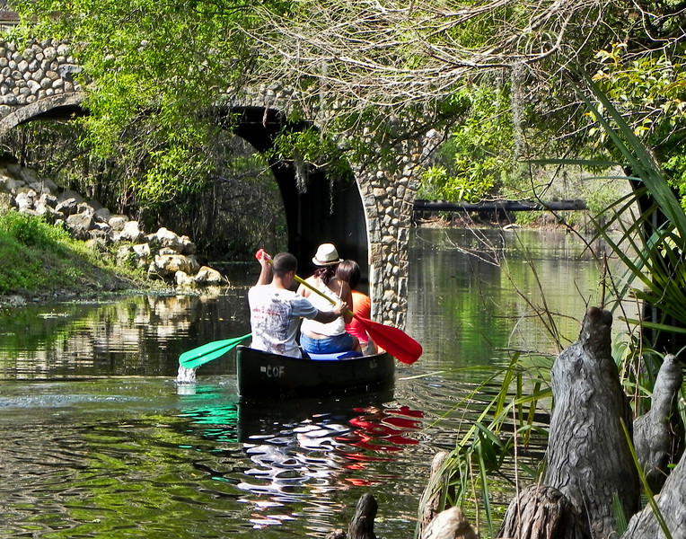 Riverbend Park, Canoe Adventure<br /> Safari