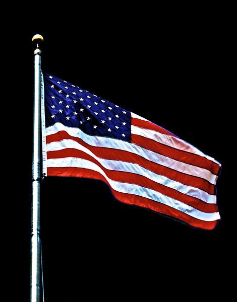 Our flag!<br /> David Rosenstein