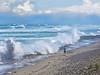 10 ft. Seas at Blowing Rocks<br /> Sandy Friedkin