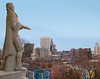 roger williams overlooking providence<br /> norman saucier