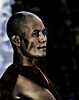 """Burmese Monk""<br /> Jerry Greenfield"