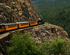 """Goin' Round The Mountain""<br /> Durango/Silverton RR<br /> Sandy Friedkin"