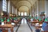 Boston Public Library <br /> Charley Finklestein