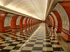 Moscow Subway<br /> John Hayes