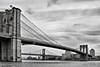 The Brooklyn Bridge Looking Under & Beyond<br /> Sandy Friedkin