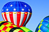 Patriotic Balloon<br /> Sandy Friedkin