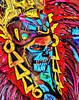 Painted Mayan - David R.