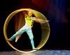 Hoops acrobat<br /> Pete Stein