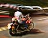Bike in motion - Steve Telchin