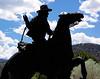 Rider in the sky<br /> <br /> Pete Stein