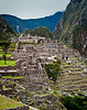 Many Stairways at Machu Picchu