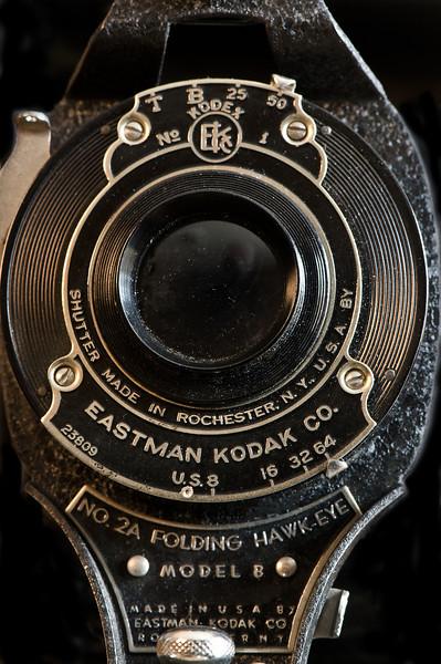1914 Kodak Camera