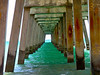 Peering through the Pier
