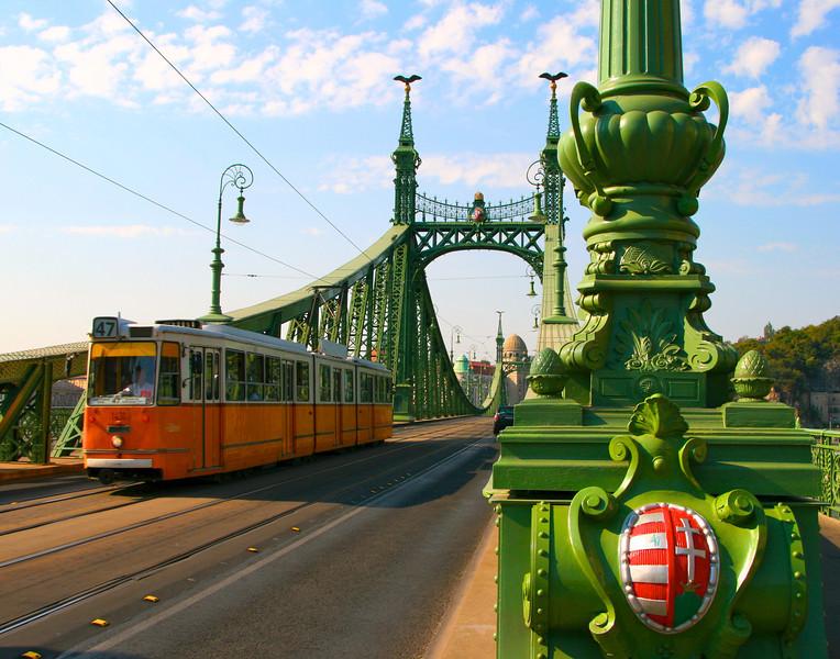 Trolley, Budapest