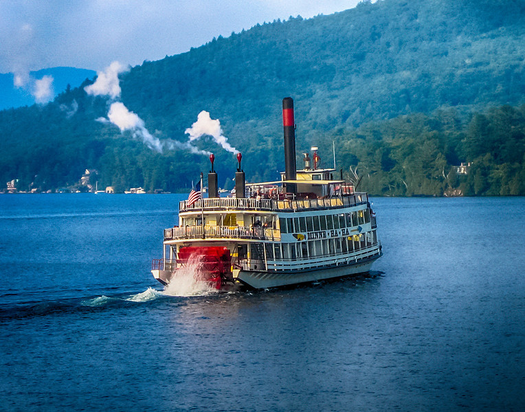 Lake George Paddle Wheeler