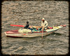 Nile fisherman & son
